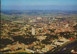 Messestadt Wels Mit Messegelände (BBF 1633 - Österreich