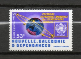 NOUVELLE CALEDONIE  PA N° 190  NEUF SANS CHARNIERE COTE  3.00€   ATMOSPHERE GLOBALE - Neufs