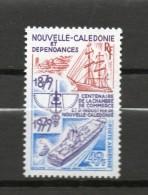 NOUVELLE CALEDONIE  PA N° 191  NEUF SANS CHARNIERE COTE  2.50€   BATEAUX - Neufs
