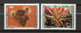 NOUVELLE CALEDONIE  PA N° 215+216  NEUF SANS CHARNIERE COTE  5.10€   FAUNE  ANIMAUX - Neufs