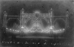 ?? - Entrée Des Salles De Bal ? Foix  - ? 1924 ?  - Photo ? - Foix
