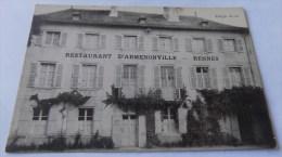 Restaurant D'armenonville - Rennes - Rennes