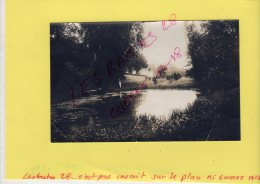 PHOTO GUERRE 14-18   Cernon Sur Marne  La Mare   AVRIL 2015  CLA69 - Guerre, Militaire