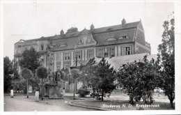 STOCKERAU Niederdonau - Krankenhaus, Gel.1942 - Stockerau