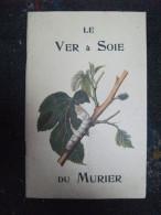 Le Ver à Soie Du Murier Manuel Guide De Sériculture 1931 Instruction Séricole - Animaux