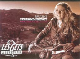 Cyclisme Pauline FERRAND PREVOT 3 - Ciclismo