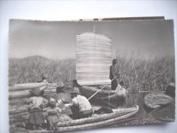 Peru Puno Uros Habitantes En Islas Flotantes Lago Titicaca - Peru