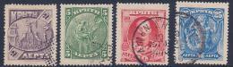 Crete, Scott # 74-6,78 Used Various Subjects, 1905 - Crete