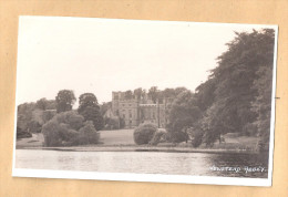 RP NEWSTEAD ABBEY Postcard Nottinghamshire LORD BYRON INTEREST PLAIN BACK - Other