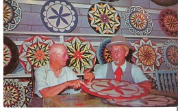 """Greetings From The """"Pennsylvania Dutch Country""""  Hex Sign Painter Of The Dutch Country - United States"""
