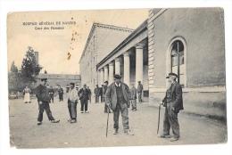 (3205-44) Hospice Général De Nantes - Cour Des Hommes - Nantes