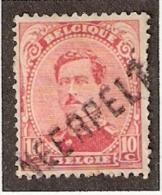 011611 Sc 112 10c ALBERT- NEERPELT -  [POST WW I FORTUNE - LINE NAME CANCEL] - Postmark Collection