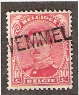 011612  Sc 112   10c ALBERT - WEMMEL -  [POST WW I FORTUNE - LINE NAME CANCEL] - Postmark Collection