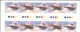 Australia 2011 Air Force Aviation Gutter Strip MNH - 2010-... Elizabeth II