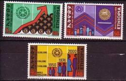 PGL - ETHIOPIE Yv N°714/16 ** - Ethiopia