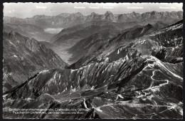 Österreich Panorama - Grossglockner, Edelweißspitze Freiwandeck Mit Grossglockner - Mit Hüttenstempel - Alpinisme