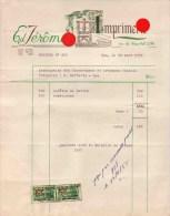 SPA IMPRIMERIE JEROME - Printing & Stationeries