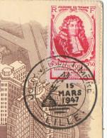 LILLE    La Cité Hospitalière        Edt  Philathélique Lilloise  1947 - Lille