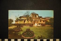CP, 14, BENERVILLE Villa Les Beryls Voyagé En 1933 - France