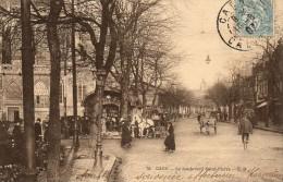 14 CAEN Le Boulevard St-Pierre - Caen