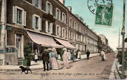 14 LUC-sur-MER  Rue Belle Plage  , Hôtel Du Petit Enfer - Luc Sur Mer