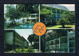 (1304) AK Kenya - Two Fishes Hotel - Mehrbildkarte - Kenia