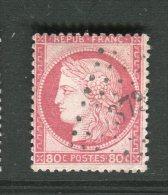 Rare N° 57 Cachet PC Du GC 3731 De Saint Lys Haute Garonne - 1871-1875 Ceres