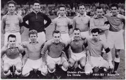 WILRIJK (2610) BEERSCHOT  1 ère Division 1951- 52 - Soccer