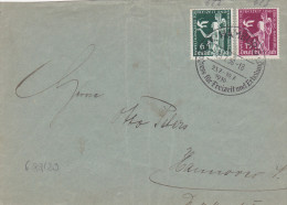 Hamburg - 1936 (622 - 623) - Briefe U. Dokumente