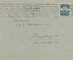 Hamburg 1935 - Briefe U. Dokumente