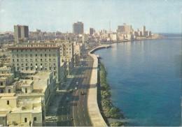 CUBA - Litoral De La HABANA - Cartes Postales