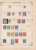 Roumanie Collection Ancienne Petit Prix - 11 Scans - Rumania