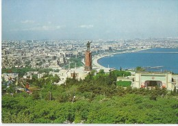 AZERBAIJAN - BAKU - Vue Générale - Azerbaïjan