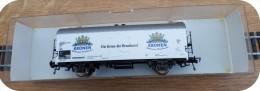 HO-  Fleischmann Wagon Kronen N° 5327 - Wagons Marchandises