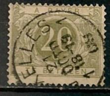 Timbres - Belgique - Taxes - 1895-1909 - 20 C. -