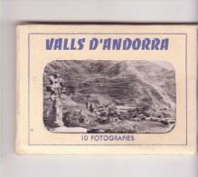 Lot De 10 Photographie Valls D Andorra - Andorra