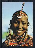 (1307) AK Kenya - Masai Woman - Kenia