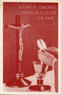 France - Santino SOUVENIR 25 ANNEES DE SACERDOCE DE L'ABBE' MICHEL HAVARD 1962 - PERFETTO H76 - Religión & Esoterismo