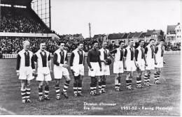 MECHELEN (2800) Racing 1ère Division 1951-52 - Calcio