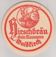 Hirschbräu Waldkirchen Gebr. Klausmann - Sous-bocks