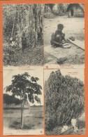 Afrique*** Congo - Lot De 4 Cpa Collection J.Audema - Congo Français - Autres