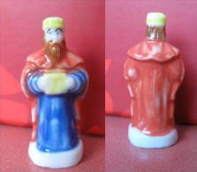 f�ve le roi mage  Balthazar - s�rie rois en provence ann�e 1994 - f�ves - rare