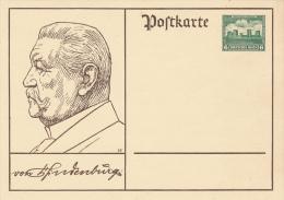 DR 1932 , Paul Von Hindenburg - Germany