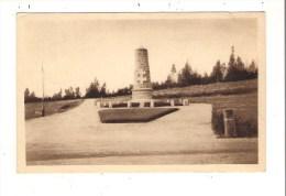 88 - Monument De La Forêt Vosgienne. A Ses Résistants Au Col Du Haut-Jacques. Cachet Au Verso - Other Municipalities