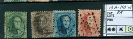 N° 13a-16a-3 - 1863 - 1863-1864 Medallions (13/16)