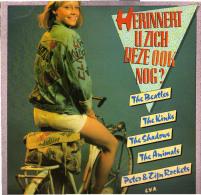 * LP *  HERINNERT U ZICH DEZE OOK NOG? - BEATLES / KINKS / ANIMALS  / CREEDENCE A.o. (Holland 1981) - Compilaties