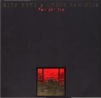 * LP *  RITA REYS & LOUIS VAN DIJK - TWO FOR TEA (Holland 1987 EX-!!!) - Jazz