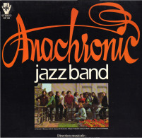 * LP *  ANACHRONIC JAZZ BAND - SAME (France 1976 EX!!!) - Jazz