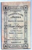 Manufacture D´armes De Saint-Etienne Brun-Latrige, Extrait Du Catalogue N° 88 Bis, - Werbung