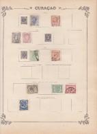 Curaçao Collection Ancienne Petit Prix - 1 Scan - Stamps